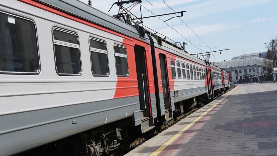 Из Воронежа запустят новую электричку до станции Колодезная