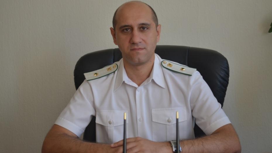 Руководителем управления судебных приставов Воронежской области стал Руслан Паринов