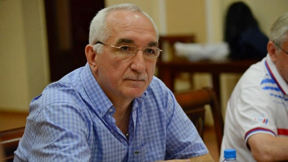 РФС заменит воронежского кандидата в исполкоме на волгоградца Рохуса Шоха