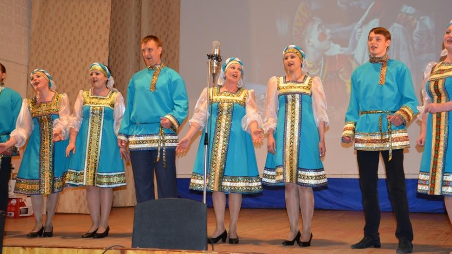Поворинские полицейские завоевали гран-при на фестивале музыкального творчества «Щит и Лира»
