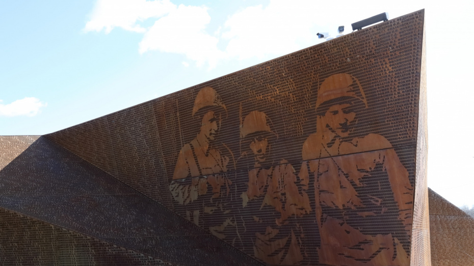 Самый большой в России современный военный мемориал откроют 30 июня