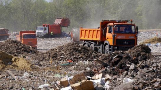В Воронежской области запланировали снизить тариф на вывоз мусора