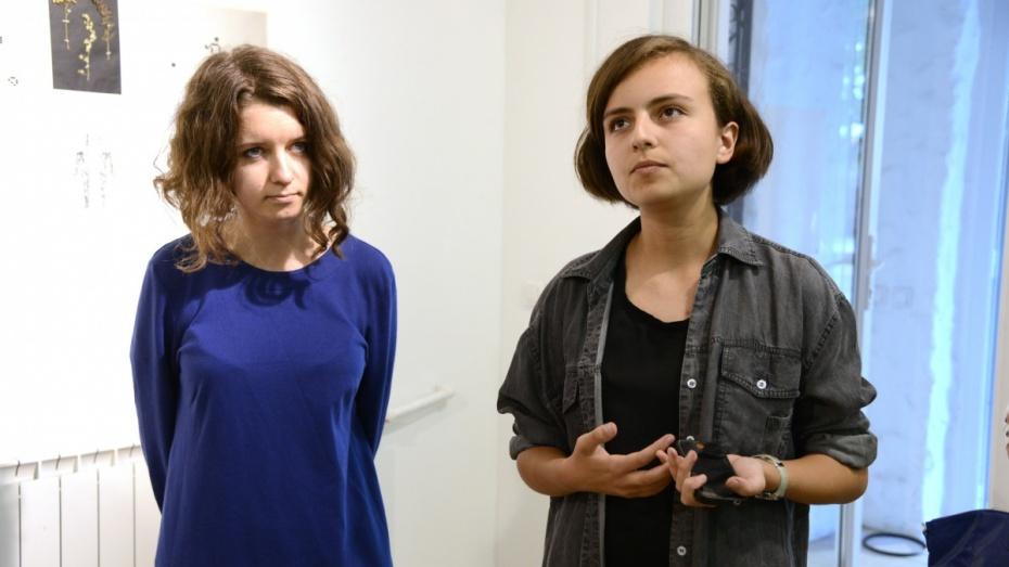 Воронежские художницы отвезут «музей инопланетян» в Краснодар