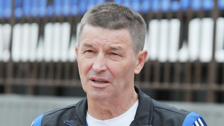 Тренер воронежского «Факела» Сергей Оборин: «Пока мы не заслужили удачу»
