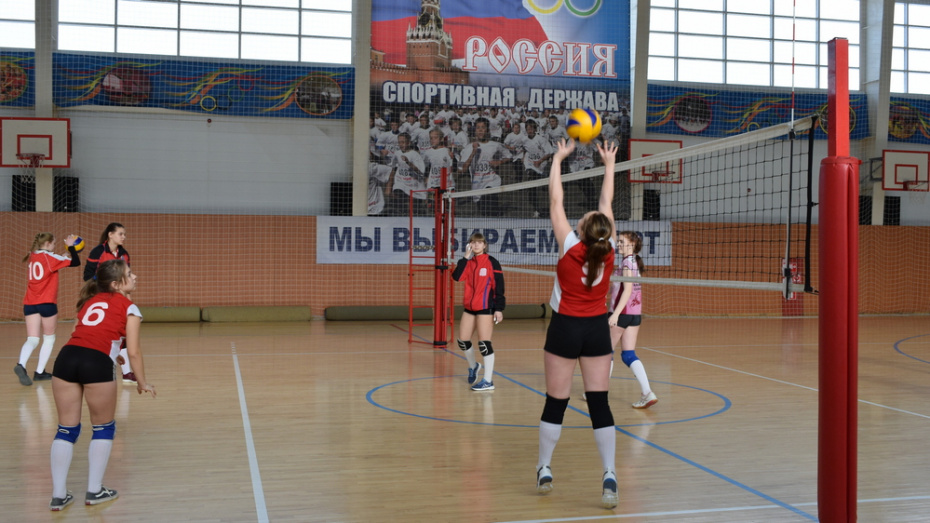 Борисоглебские волейболистки заняли второе место в межрегиональном турнире