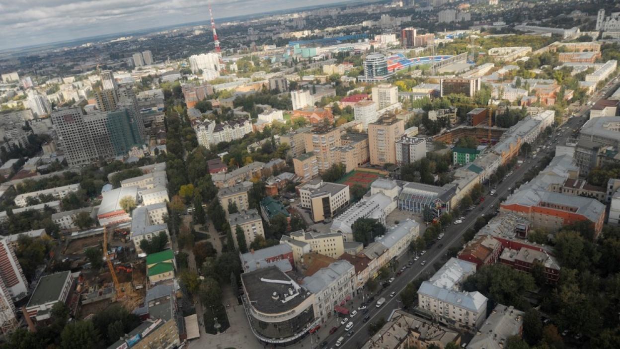 Алексей Гордеев предложил Минспорту сделать Воронеж тренировочной базой для ЧМ-2018