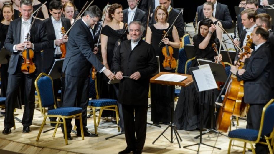 Великий Маэстро прибыл воВладикавказ соркестром Мариинки