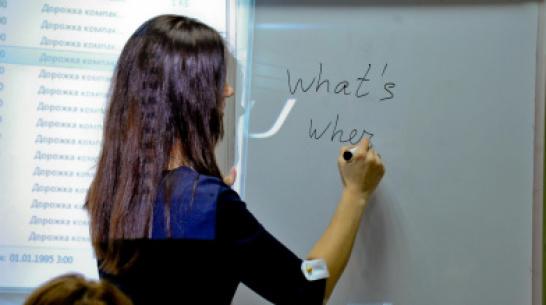 На создание воронежских центров повышения мастерства педагогов выделят 347 млн рублей