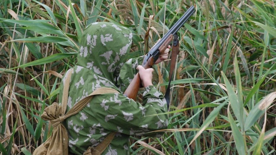 В Воронежской области сняли запрет на охоту с огнестрельным оружием