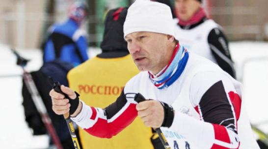 Бутурлиновец завоевал «бронзу» чемпионата и первенства области в спринте по лыжным гонкам