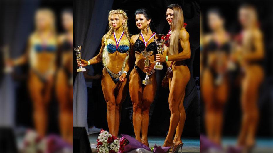 Павловчанка завоевала «золото» кубка области по бодибилдингу, бодифитнесу и фитнес-бикини