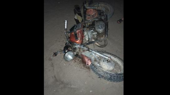 В Острогожском районе 17-летний мотоциклист влетел в ВАЗ: пострадали оба водителя