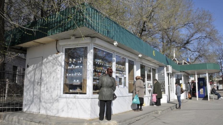Торговые павильоны в Воронеже сносить не будут