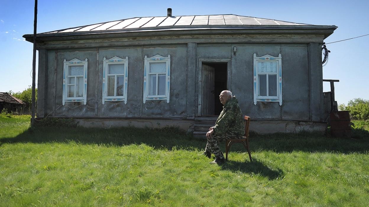 Заброшенные хутора: как пустеют воронежские деревни. Тагайка