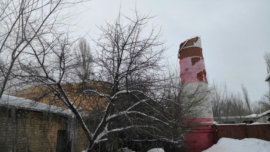 В Воронеже благоустроят улицу, на которой обрушилась труба в котельной