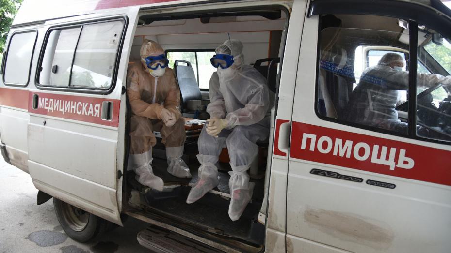 В Воронежской области выявили еще 185 человек с коронавирусом