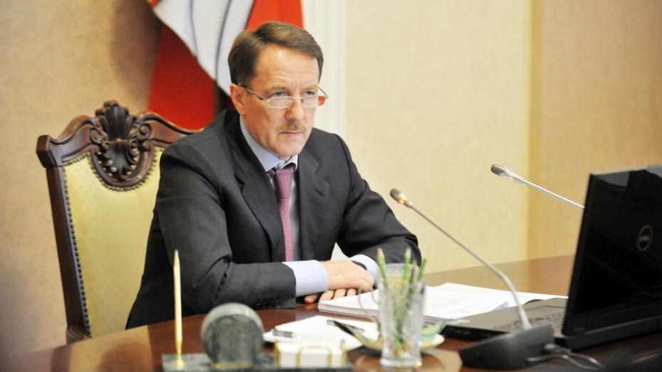 Губернатор Воронежской области прокомментировал угрозы в свой адрес