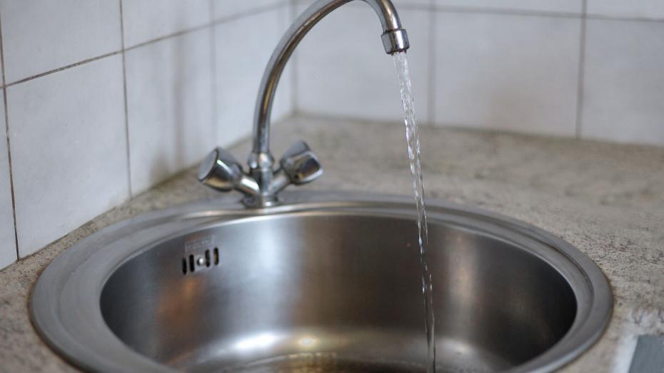 В 16 домах Коминтерновского района Воронежа на полдня отключат воду