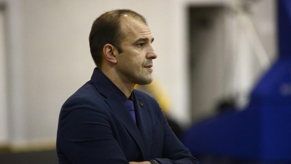 Тренер воронежских баскетболистов Олег Игумнов: «Мы должны попасть в полуфинал»