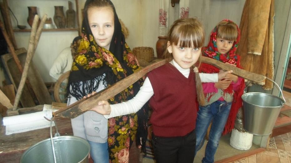 Эртильцы приняли участие в акции «Ночь в музее»