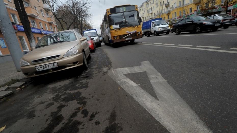 Мэрия Воронежа собирается обновить общественный транспорт за четыре года
