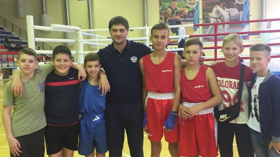 В Павловске прошел первый региональный турнир по боксу