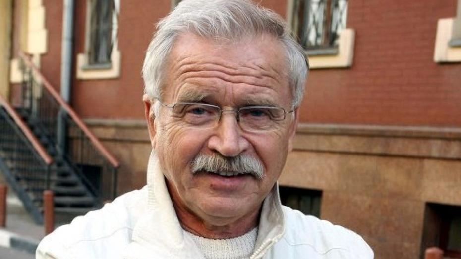 Актер Сергей Никоненко проведет творческую встречу в Воронеже