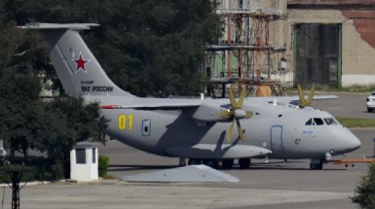 Воронежский авиазавод выкатил первый летный экземпляр Ил-112В