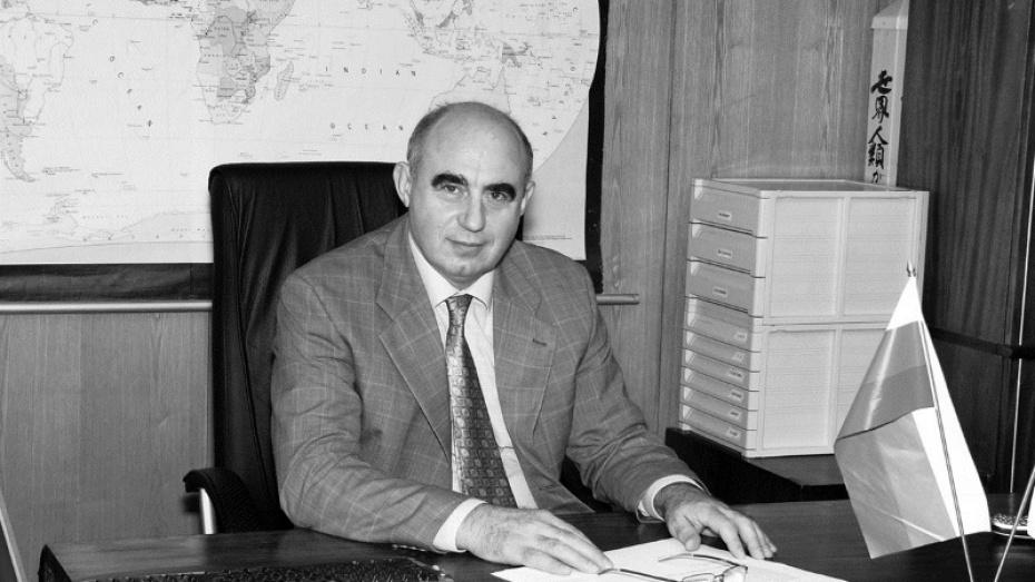В Воронеже откроют мемориальную доску первому секретарю обкома ВЛКСМ