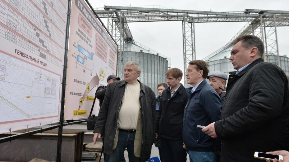 ВВоронежской области будет запущена новая птицефабрика стоимостью в900 млн руб.