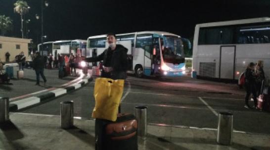 Застрявшая в Марокко пара из Воронежа вернулась домой