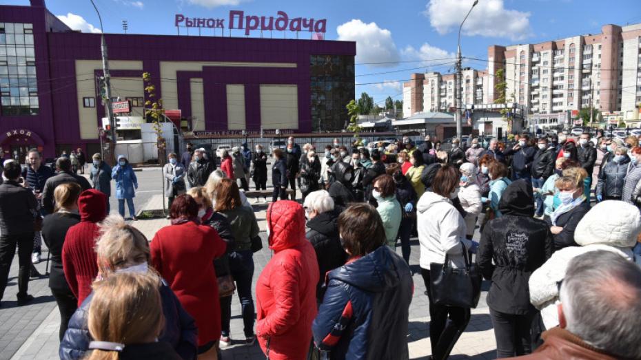 Воронежские власти поддержат предпринимателей льготами по аренде крытых рынков