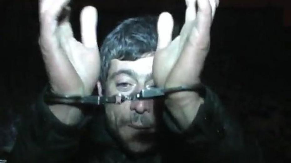 В Воронеже пьяный угонщик станцевал гаишникам на камеру