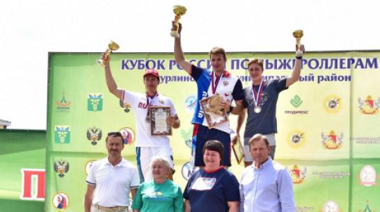 Бутурлиновский спортсмен взял «золото» I этапа Кубка России по лыжероллерным гонкам