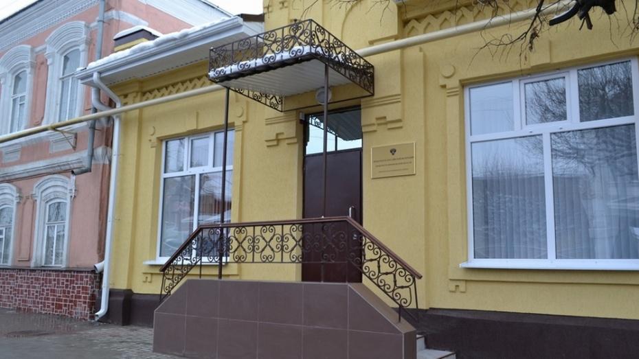 В Бутурлиновке отремонтировали памятник архитектуры начала XX века