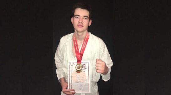 Кантемировский каратист завоевал «золото» всероссийских соревнований