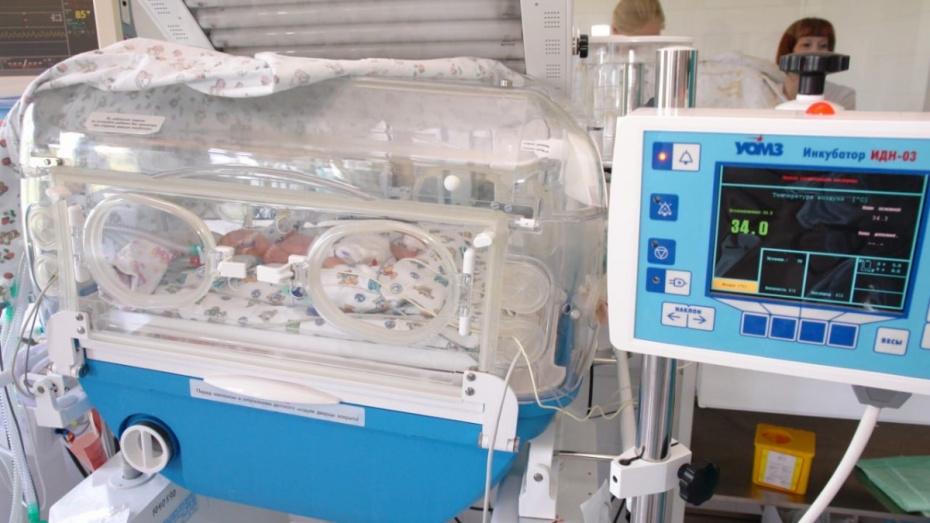 В воронежской больнице приняли «ковидные» роды