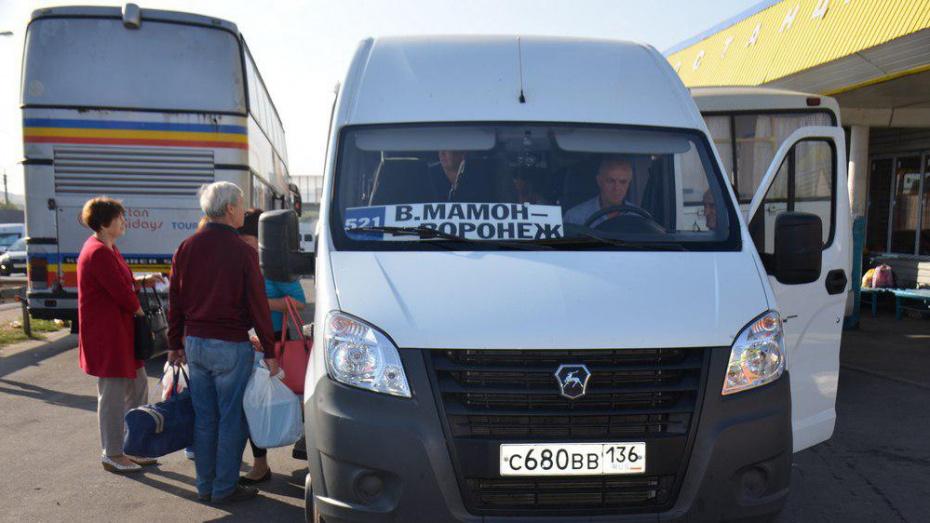 В Верхнемамонском районе для пассажироперевозок купили 16-местную «Газель»