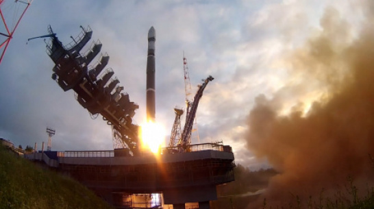 Ракета с воронежскими двигателями вывела на орбиту 4 спутника
