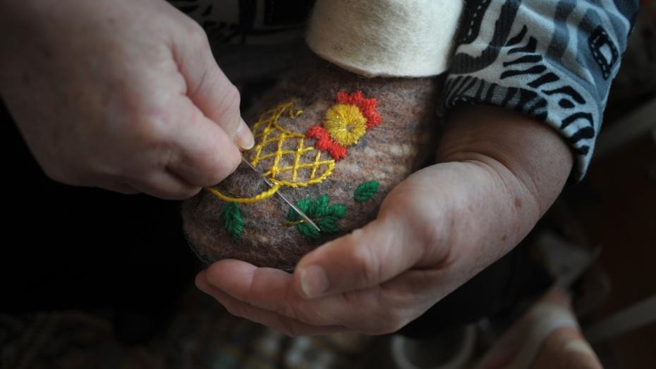 Народные промыслы в Воронежской области получат господдержку