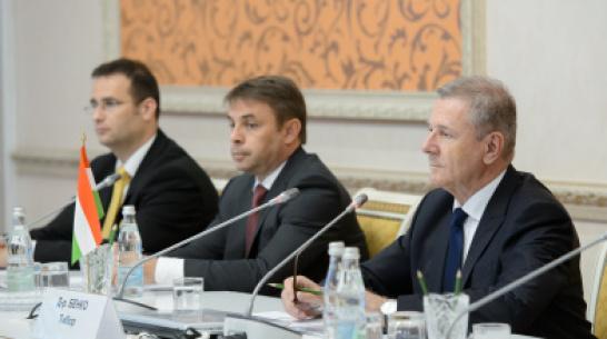 Министр обороны Венгрии назвал Воронеж чистым и красивым городом