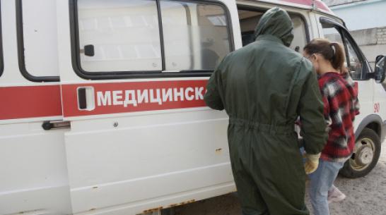 В Воронежской области коронавирус за сутки выявили у 38 человек