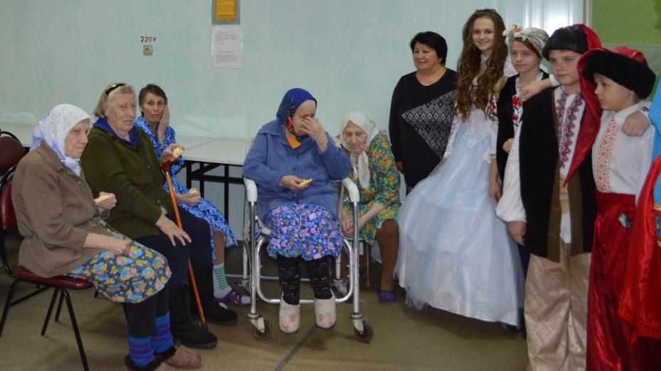 Интерната для пожилых людей одежда в дома престарелых