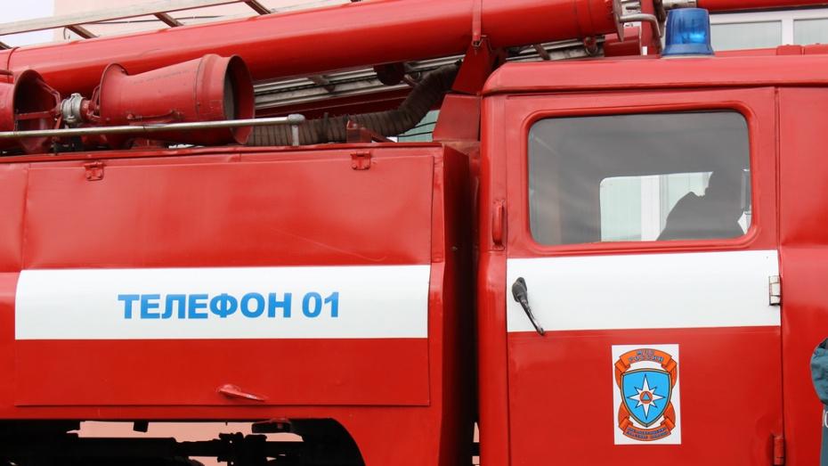 В Таловском районе при пожаре погиб 67-летний пенсионер
