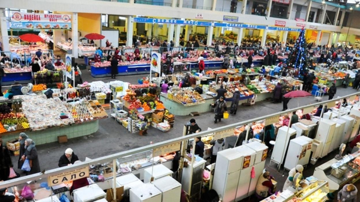 Рыночные торговцы продолжают голодовку, несмотря на перенос закрытия рынка на 11 марта