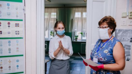 В Воронежской области 1-й день самого массового экзамена прошел без сбоев