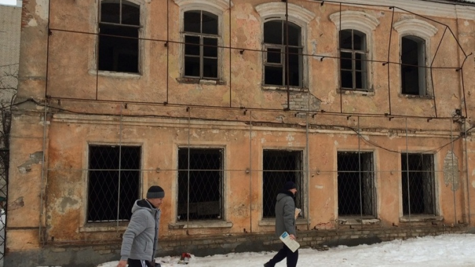 Чиновники попросят суд отобрать у владельца Дом Горького в Воронежской области