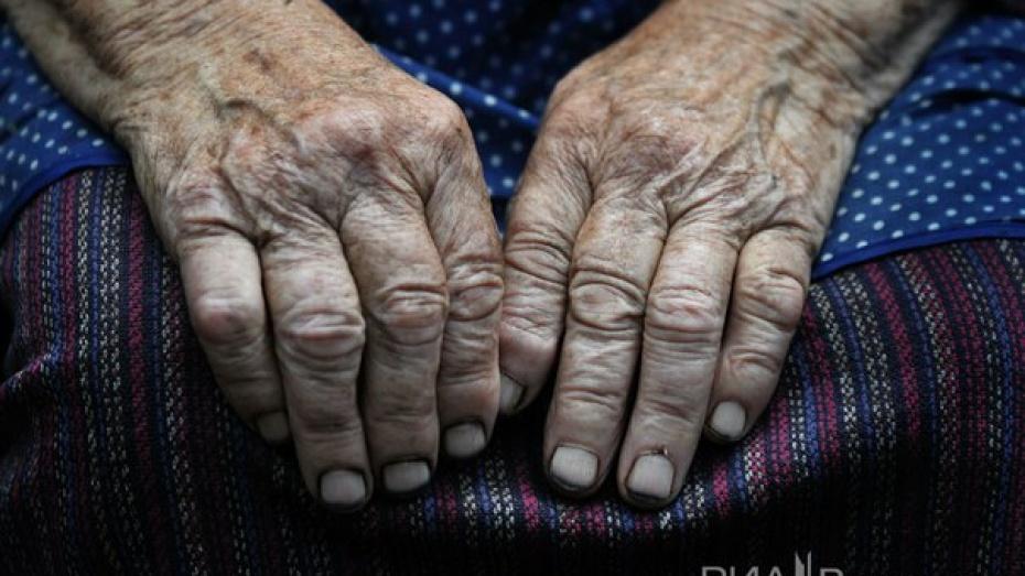 ВВоронежской области словили мужчину, который перерезал горло пенсионерке