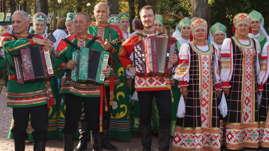 В Хохле съемки передачи «Играй, гармонь любимая!» пройдут 3 декабря