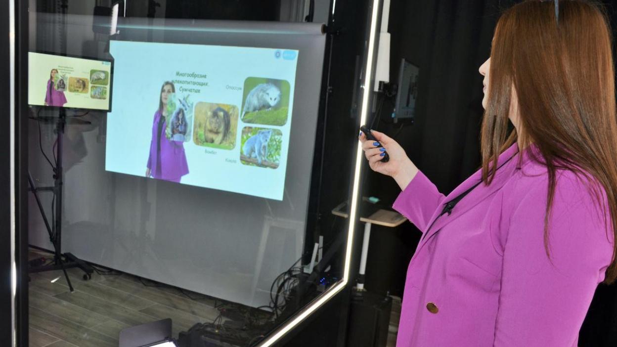 Дистанционное обучение. Воронежские педагоги начали записывать видеоуроки для учеников